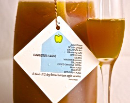 barndiva apple juice